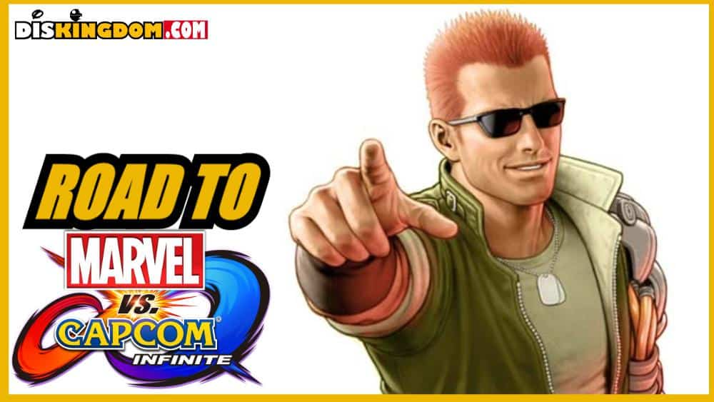 What Is Bionic Commando? – Road To Marvel Vs Capcom Infinite