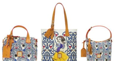 Dream Big, Princess: Snow White Dooney And Bourke Collection Coming Soon