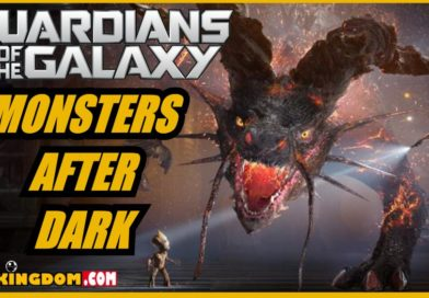Guardians Of The Galaxy: Monsters After Dark Opens In Disney California Adventure