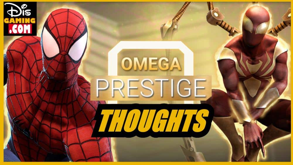 Our Marvel Heroes Omega Prestige System Thoughts