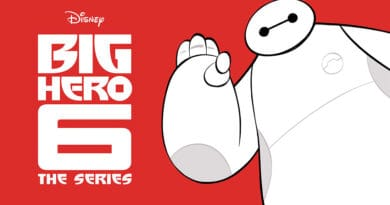 Big Hero 6: The Animated Series Sneak Peek