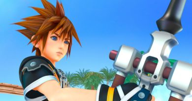 New Kingdom Hearts 3 Sora Bring Arts Figure Coming Soon