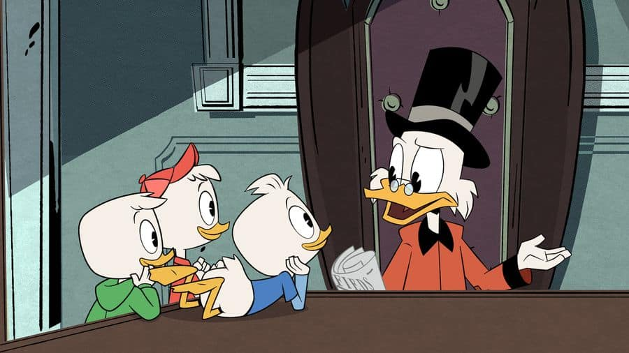 DuckTales' Is Disney XD's #1 Animated Series In Over Two
