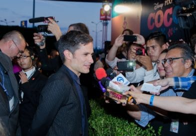 "Morelia International Film Festival Welcomes ""Coco"" Filmmakers & Gael García Bernal"