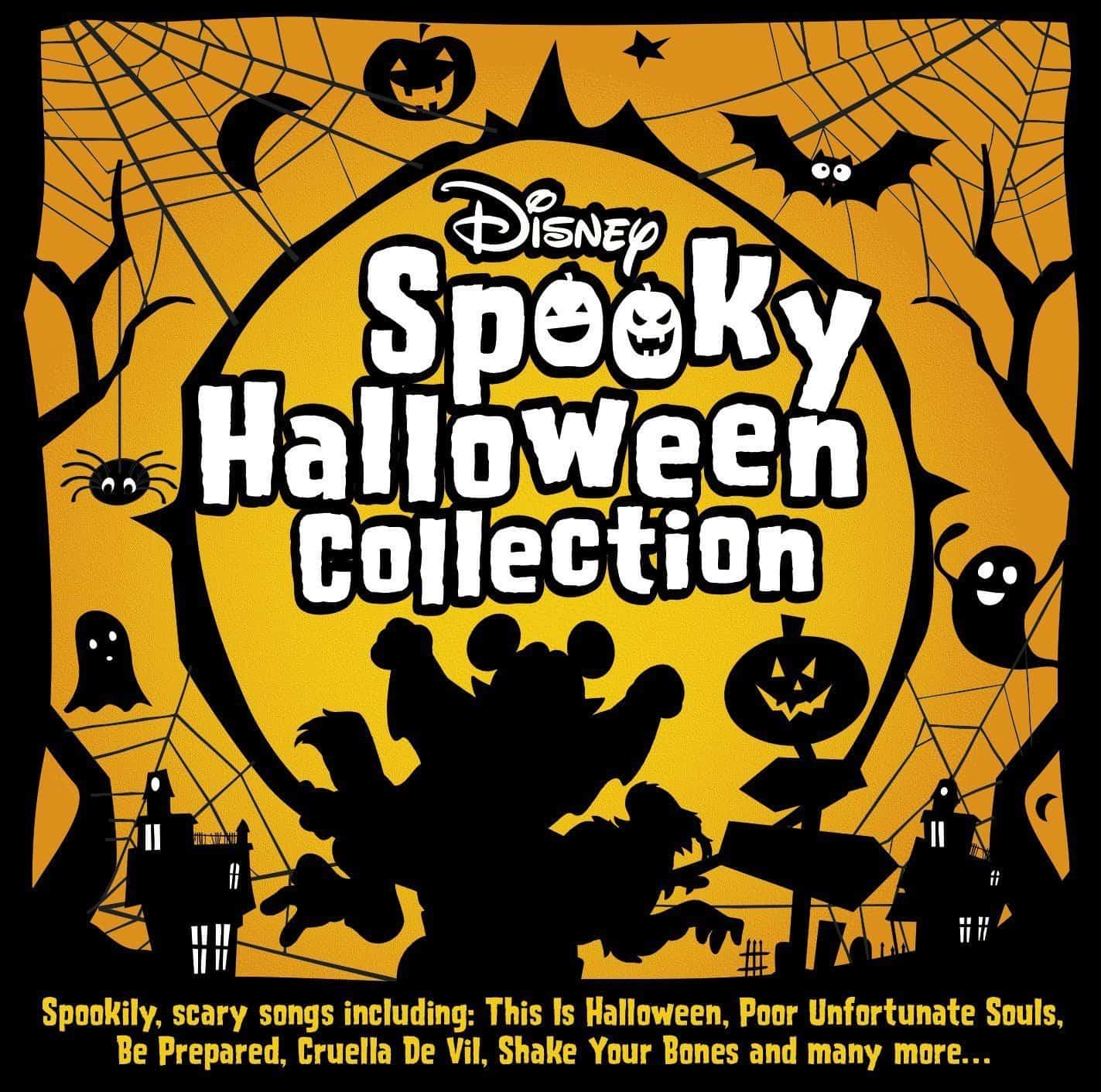 Disney Spooky Halloween Collection Album Review | | DisKingdom.com ...