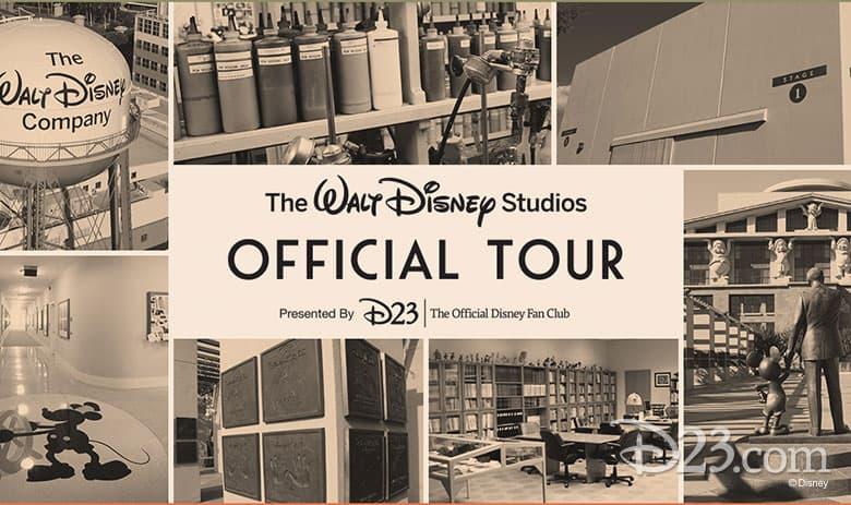 Studio Tours Event The Official Walt Disney Studios Tour