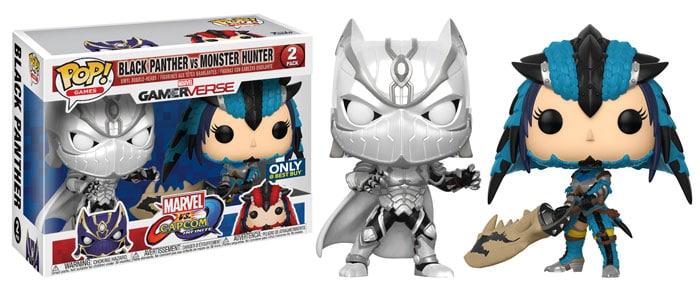 Marvel Vs Capcom Infinite Black Panther Amp Monster Hunter
