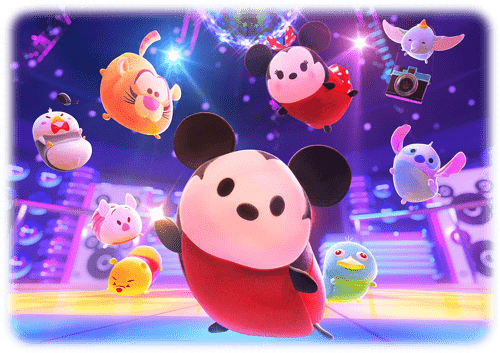 Quot Share The Magic Quot Christmas Tsum Tsum Series Coming Soon