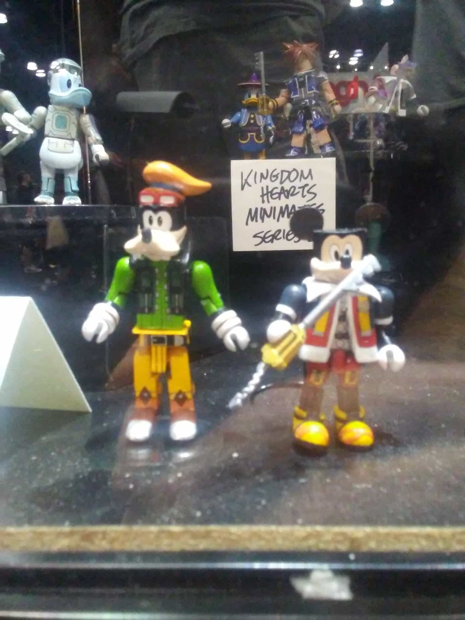Kingdom Hearts Minimates Coming Soon Diskingdom Com