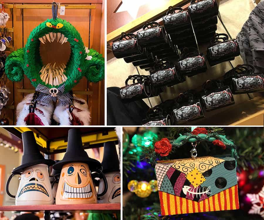 'Tim Burton's The Nightmare Before Christmas' Merchandise ...