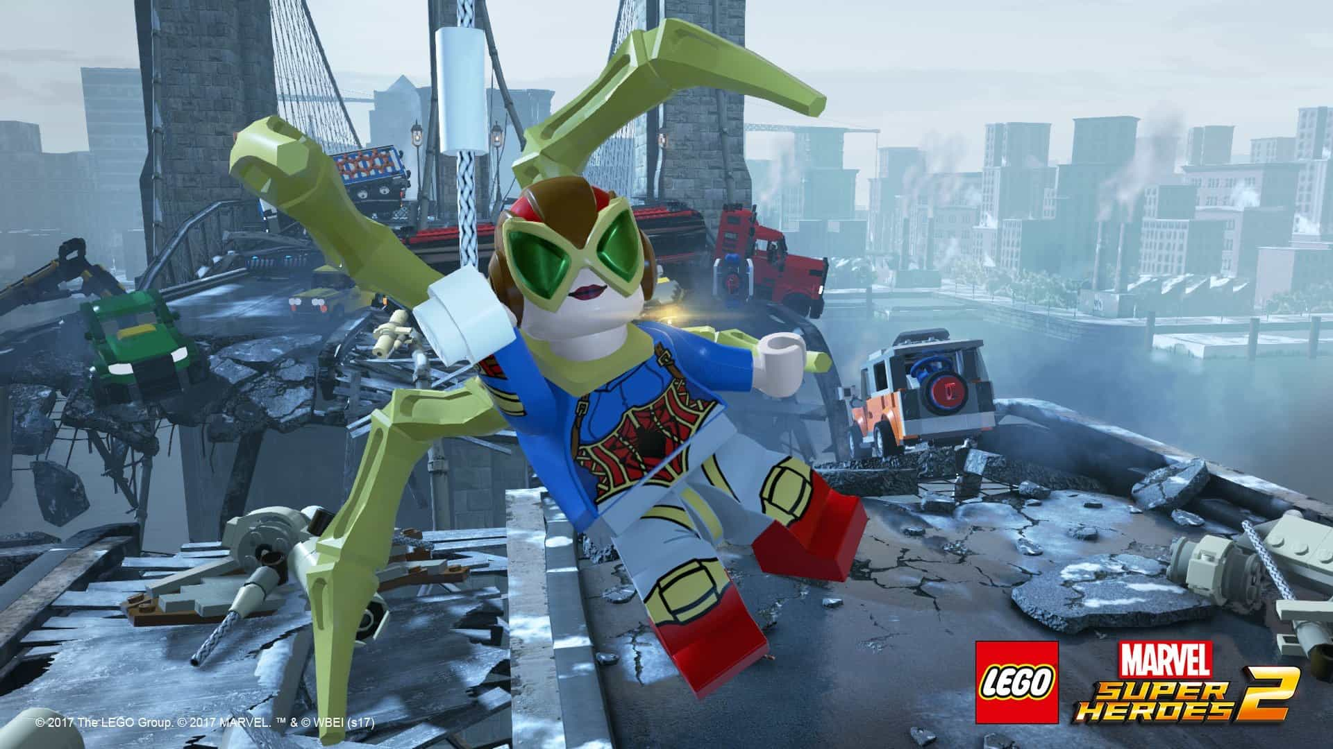 More lego marvel super heroes 2 playable characters announced check out these screenshots below voltagebd Gallery