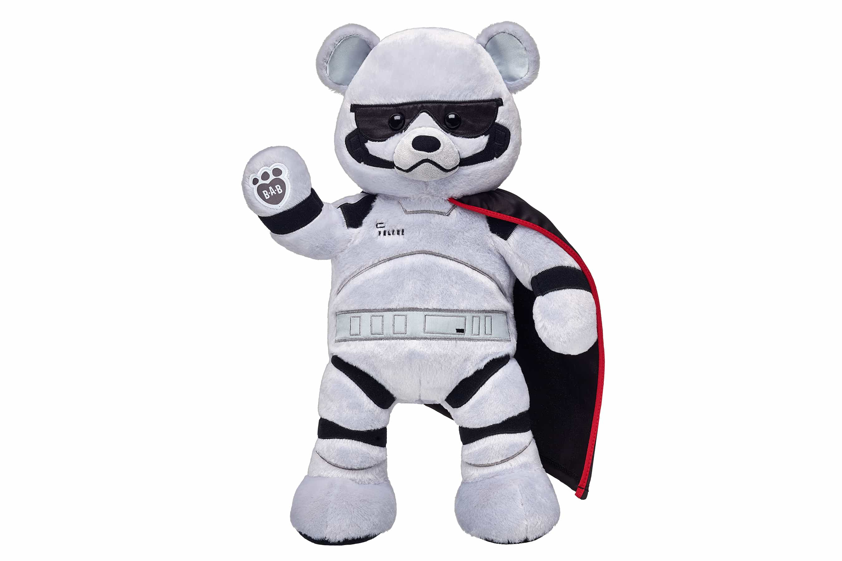 Star Wars The Last Jedi Build A Bear Collection Out Now