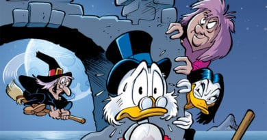 Uncle Scrooge #31 Review