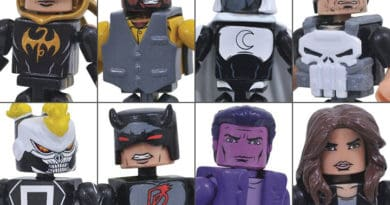 "Marvel Minimates Wave 75 – ""The Defenders"" Coming Soon"