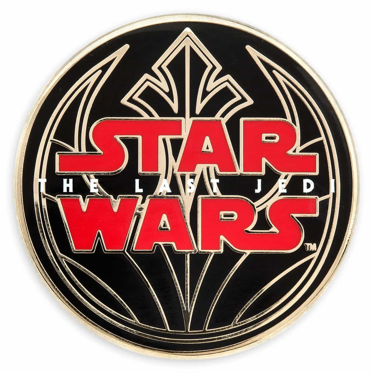 May The 4th Be With You Disneyland 2019: Star Wars: The Last Jedi Limited Edition Pin Collector Tin