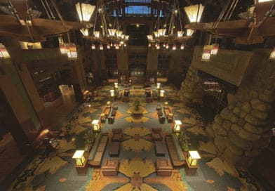 Renovations at Disneyland's Grand Californian Hotel & Spa