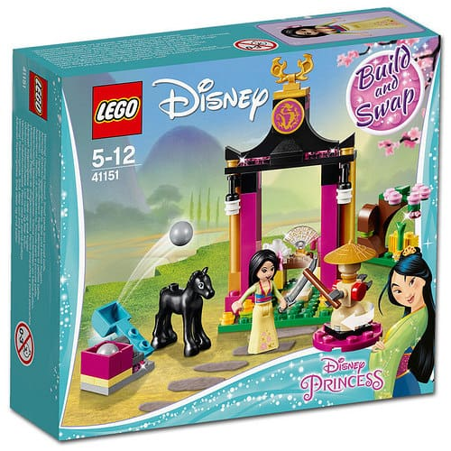May The 4th Be With You Lego 2018: LEGO Disney Princess 2018 Sets Revealed