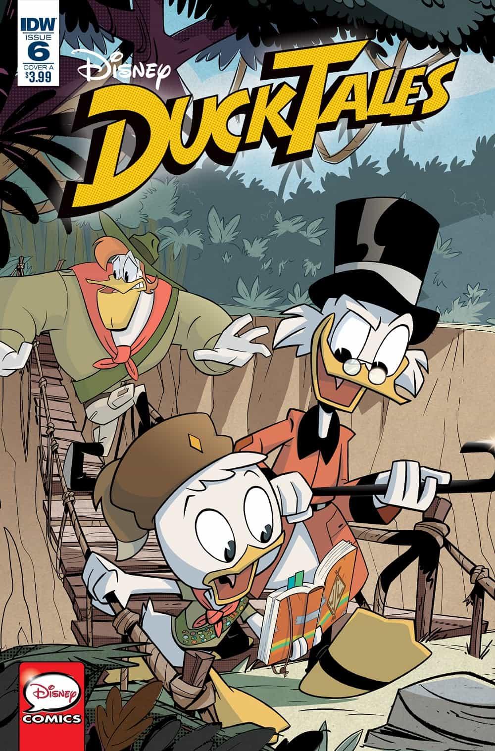 IDW Disney Comics February Solicitations Announced – DisKingdom.com ...