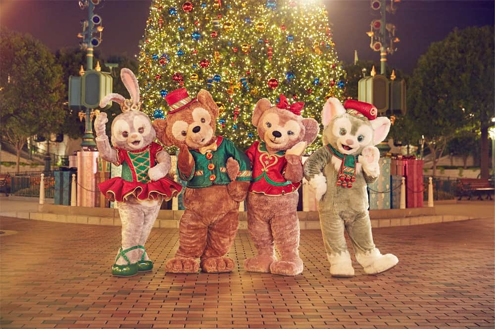 Christmas In Disneyland Hong Kong.Details On Hong Kong Disneyland Resort S A Disney Christmas