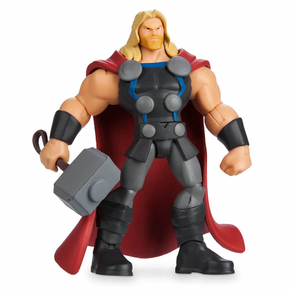 "Disney Infinity Style ""Marvel Toybox"" Action Figures Out"