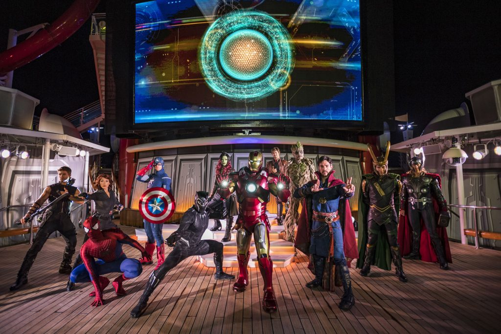 Disney Cruise Line Takes Guests On Epic Adventures In 2019