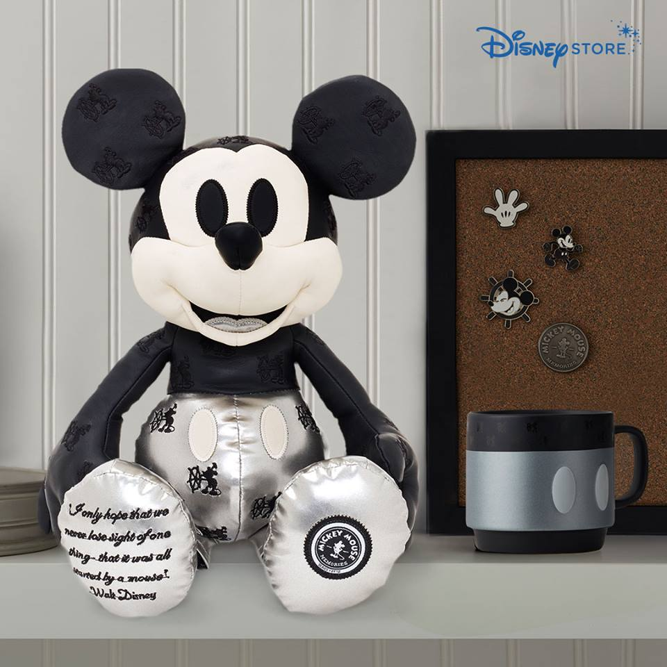 Mickey Mouse Memories Collection Coming Soon