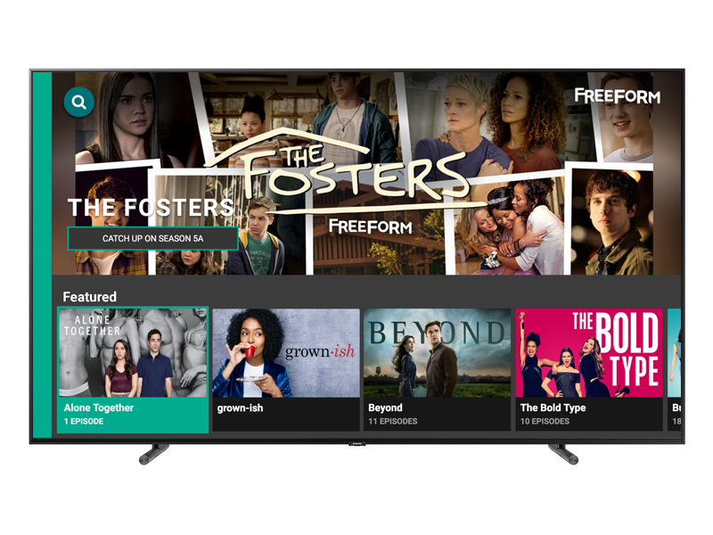 ESPN and Freeform Streaming Apps Now Available on Samsung Smart TVs | | DisKingdom.com | Disney ...