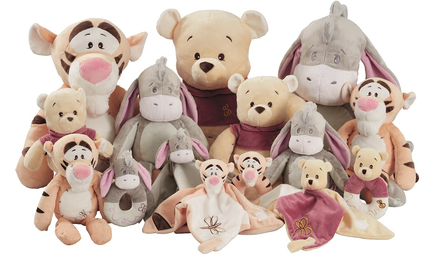Rainbow Designs Reveal Two Disney Baby Collections