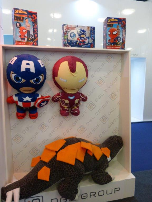 57f23c350d Incredibles 2 & Marvel Inflate-A-Heroes Coming Soon | London Toy ...