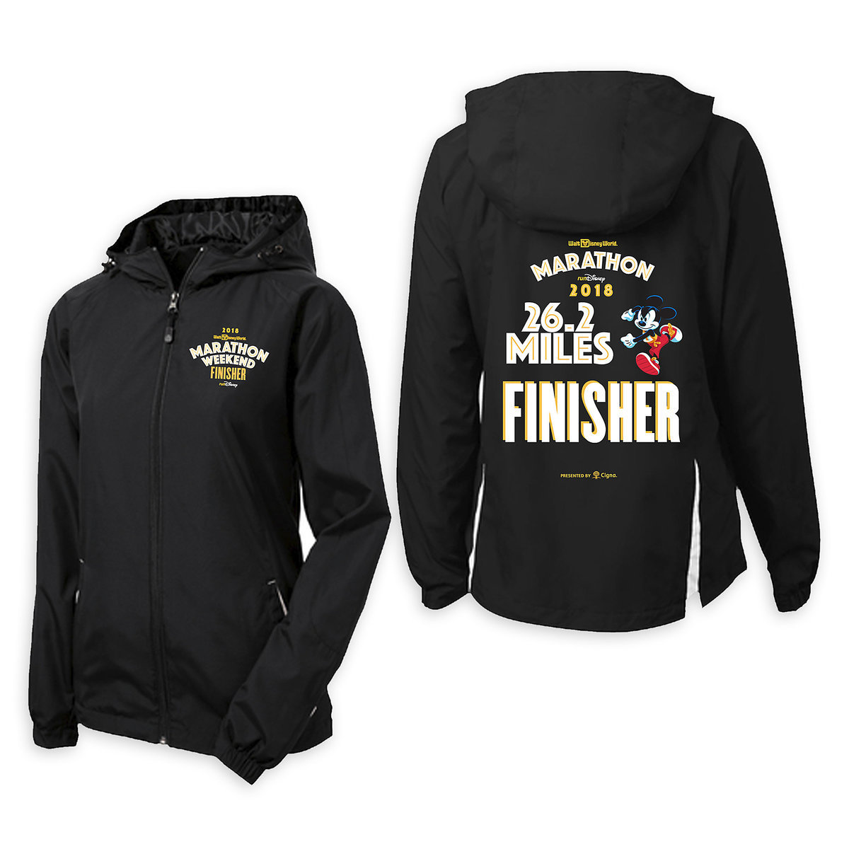 rundisney finisher jackets out now