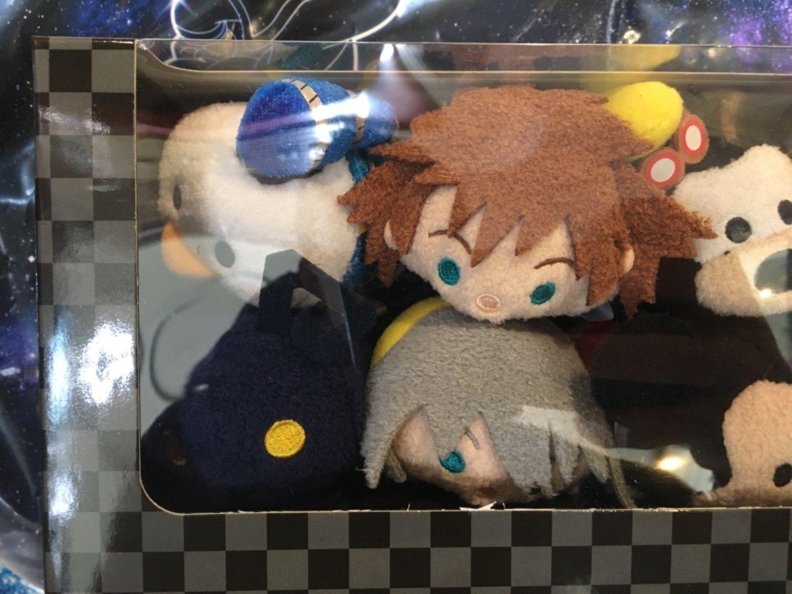 Kingdom Hearts III Kairi Disney TSUM TSUM Plush toy Gift #2