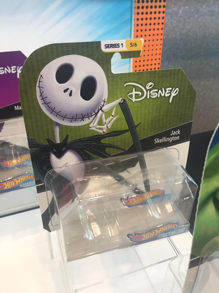 Closer Look At Two New Disney Hot Wheel Collections Coming
