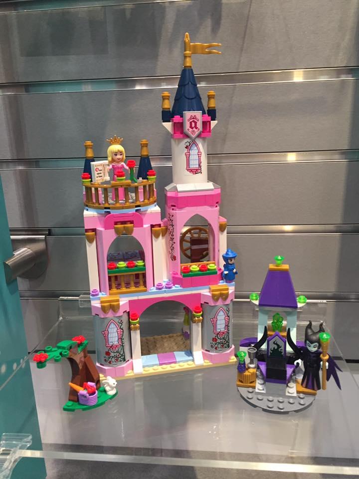 Lego Disney Sets New York Toy Fair Spotlight