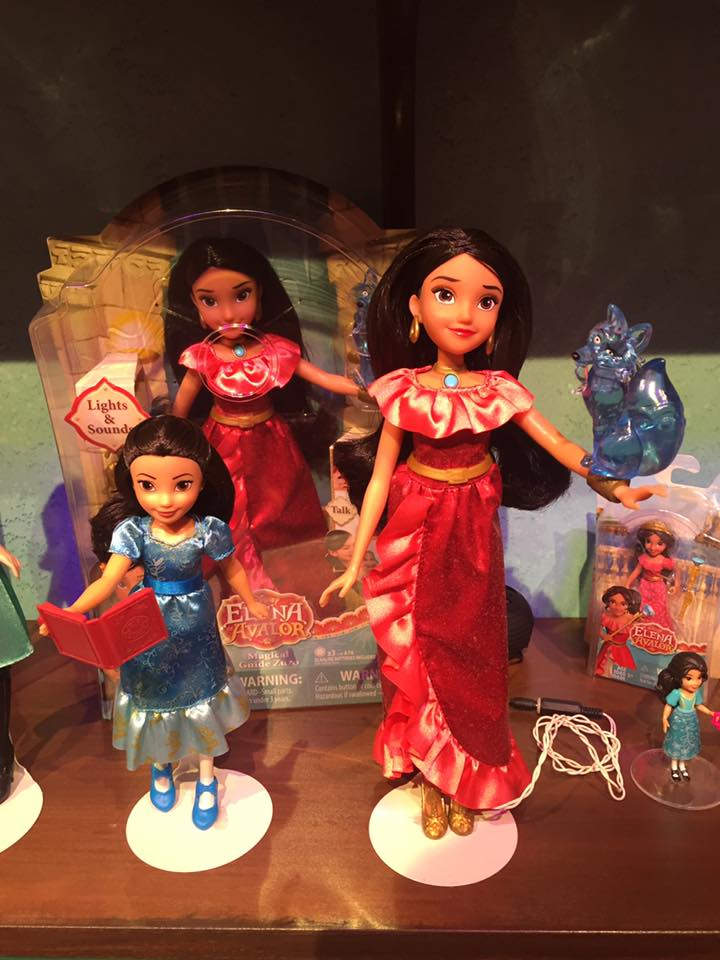 Disney Princess Dolls Hasbro New York Toy Fair Spotlight