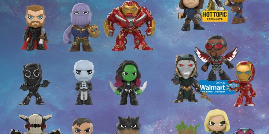 Avengers Infinity War Mystery Minis Coming Soon