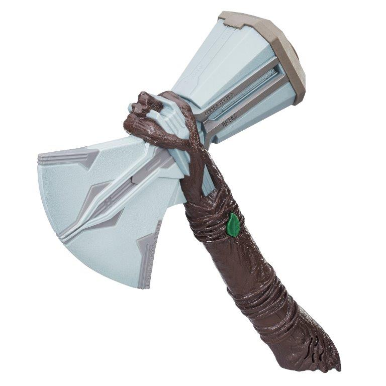 what is the theme of stormbreaker