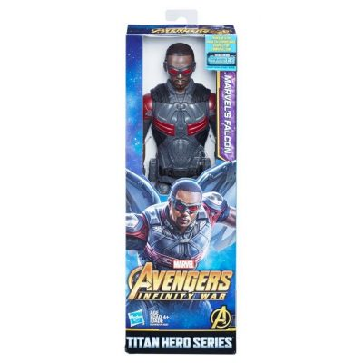 Marvel Avengers Infinity War Titan Hero Action Figures