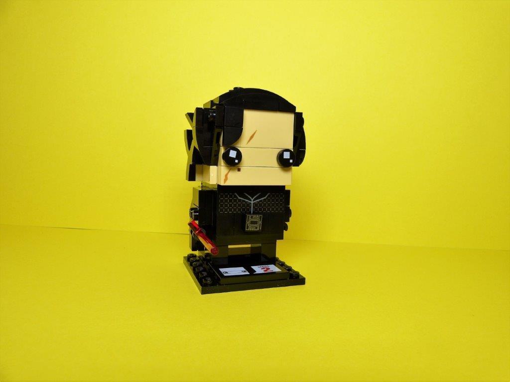Lego Star Wars Kylo Ren Brickheadz 41603 Review