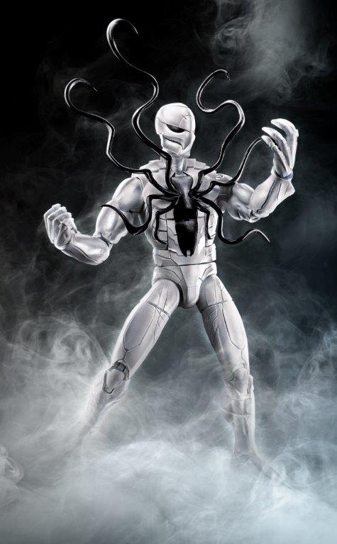 Spiderman symbiotes toys
