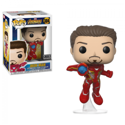 Marvel Avengers Infinity War Pop Vinyls Officially
