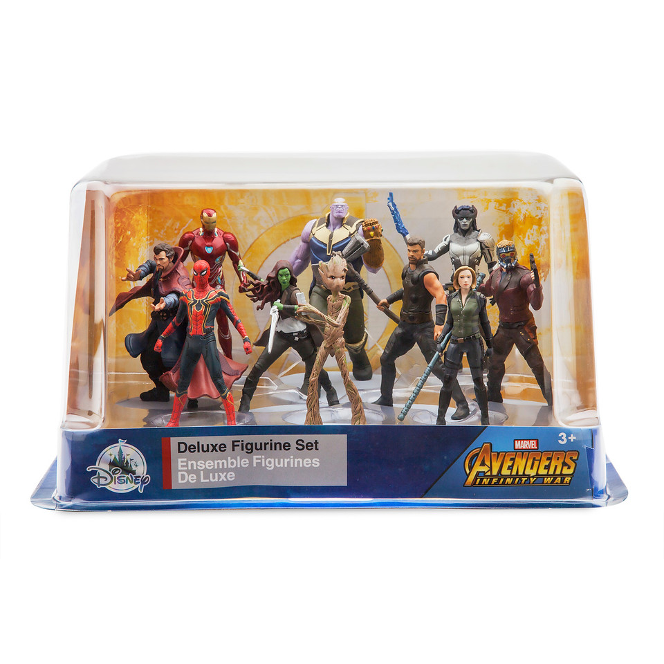 Marvel Avengers: Infinity War Disney Store Exclusives ...