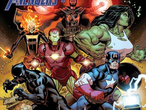 Avengers 1 000 000 Bc Marvel: THOR! CAPTAIN AMERICA! IRON MAN! EARTH'S MIGHTIEST HEROES