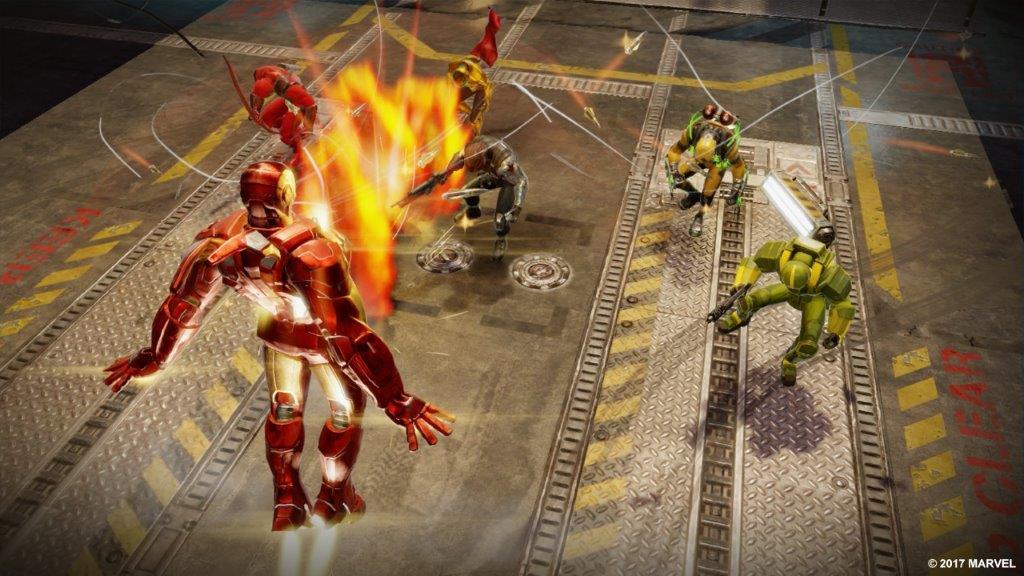 Spider Statue Minecraft Marvel Strike Force Ou...