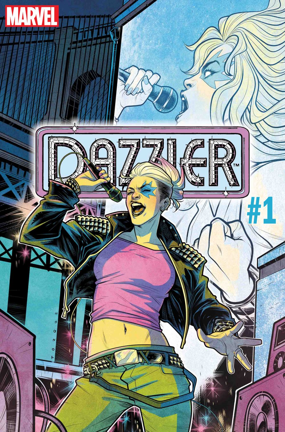 Dazzler Rocks On This June In A New Story Diskingdom