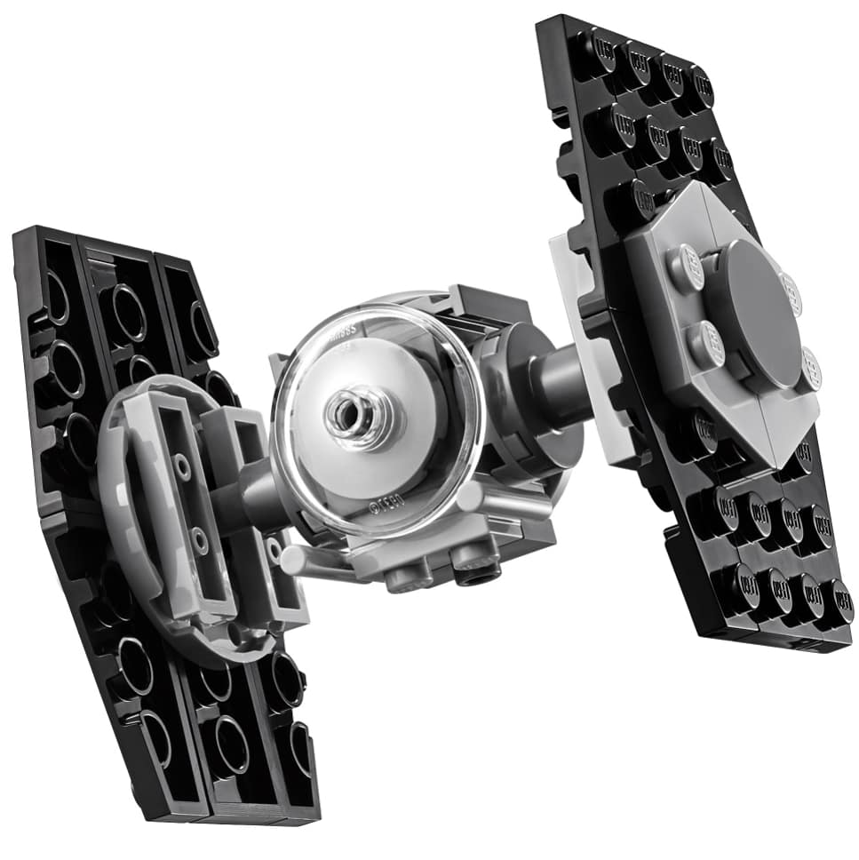 May The 4th Be With You Disney 2019: LEGO Solo: A Star Wars Story Imperial TIE Fighter (30381