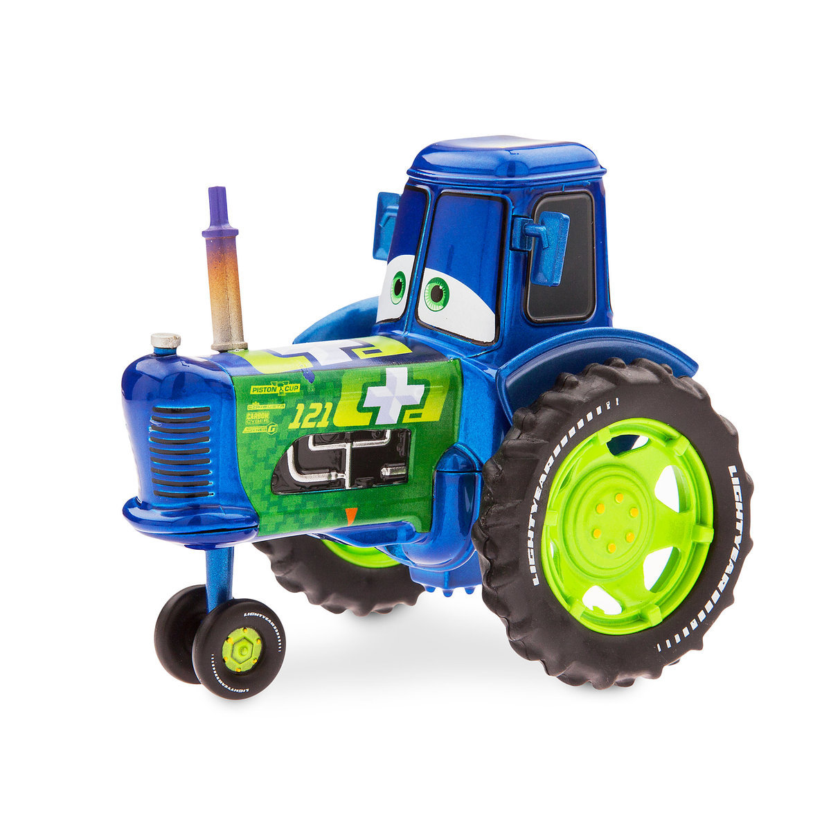 Tractor From Cars : Clutch aid tractor die cast car cars chaser series out
