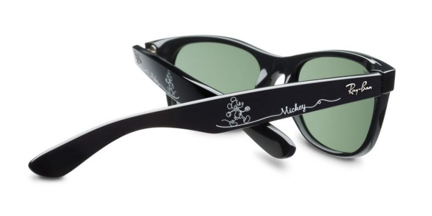 New Mickey Mouse Ray Ban Sunglasses Coming Soon