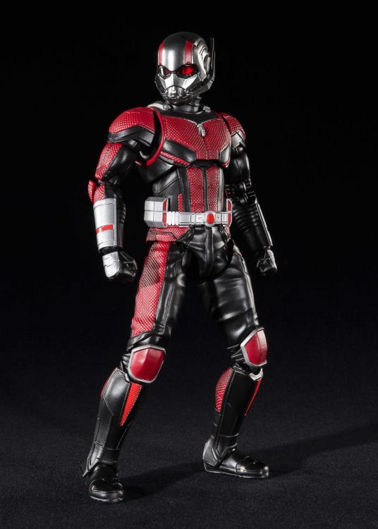 Ant Man And The Wasp Sh Figuarts Action Figure Coming Soon