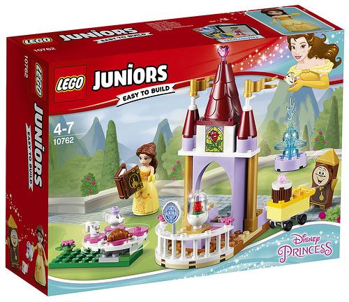 Disney Lego Juniors Belle S Story Time 10762 Set Coming