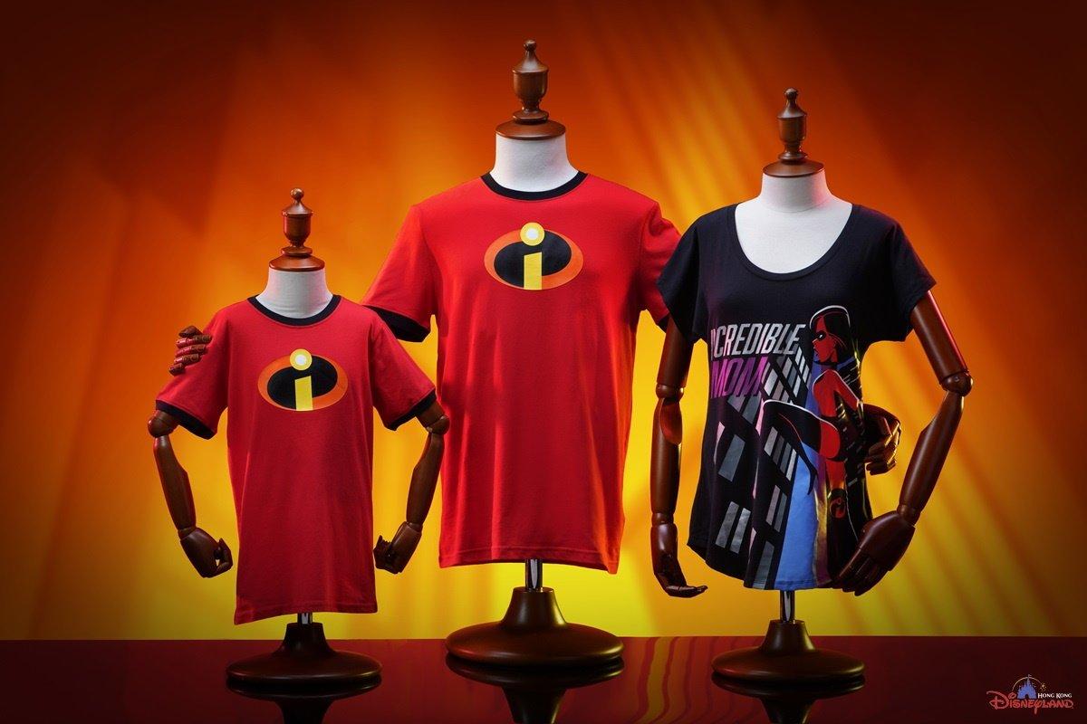 New Incredibles 2 Merchandise Coming Soon To Hong Kong